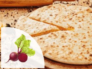 заказать осетинские пироги со свекольными листьями, сыром и зеленью