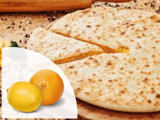 заказать осетинские пироги с лимоном и апельсином