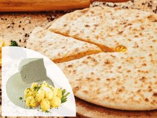 заказать осетинские пироги с сыром и картофелем