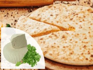 заказать осетинские пироги с сыром и кинзой