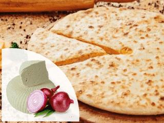 заказать осетинские пироги с сыром и луком