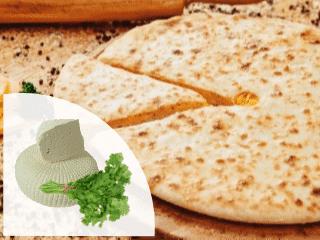 заказать осетинские пироги с сыром и шпинатом