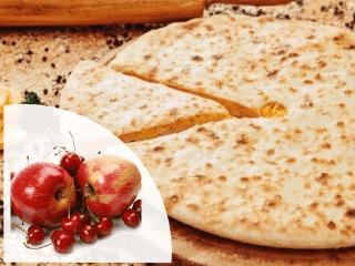 заказать осетинские пироги с яблоком и вишней